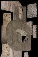 ©Ridenour_Cement Sculpture Abstract-23