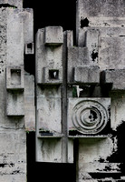 ©Ridenour_Cement Sculpture Abstract-30